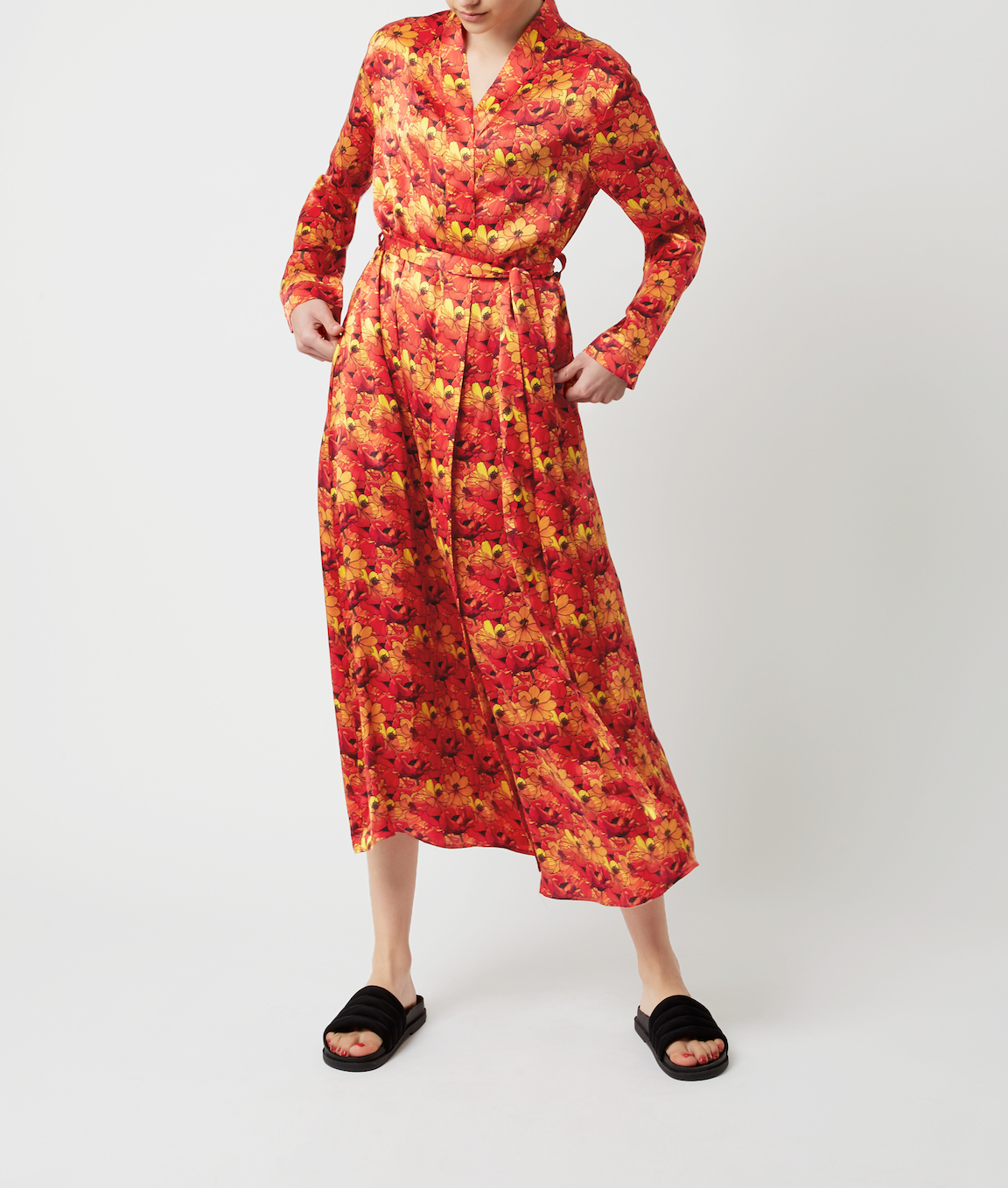Poppy Angelica Dressing Gown
